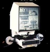 4601-11 Microfilm Reader