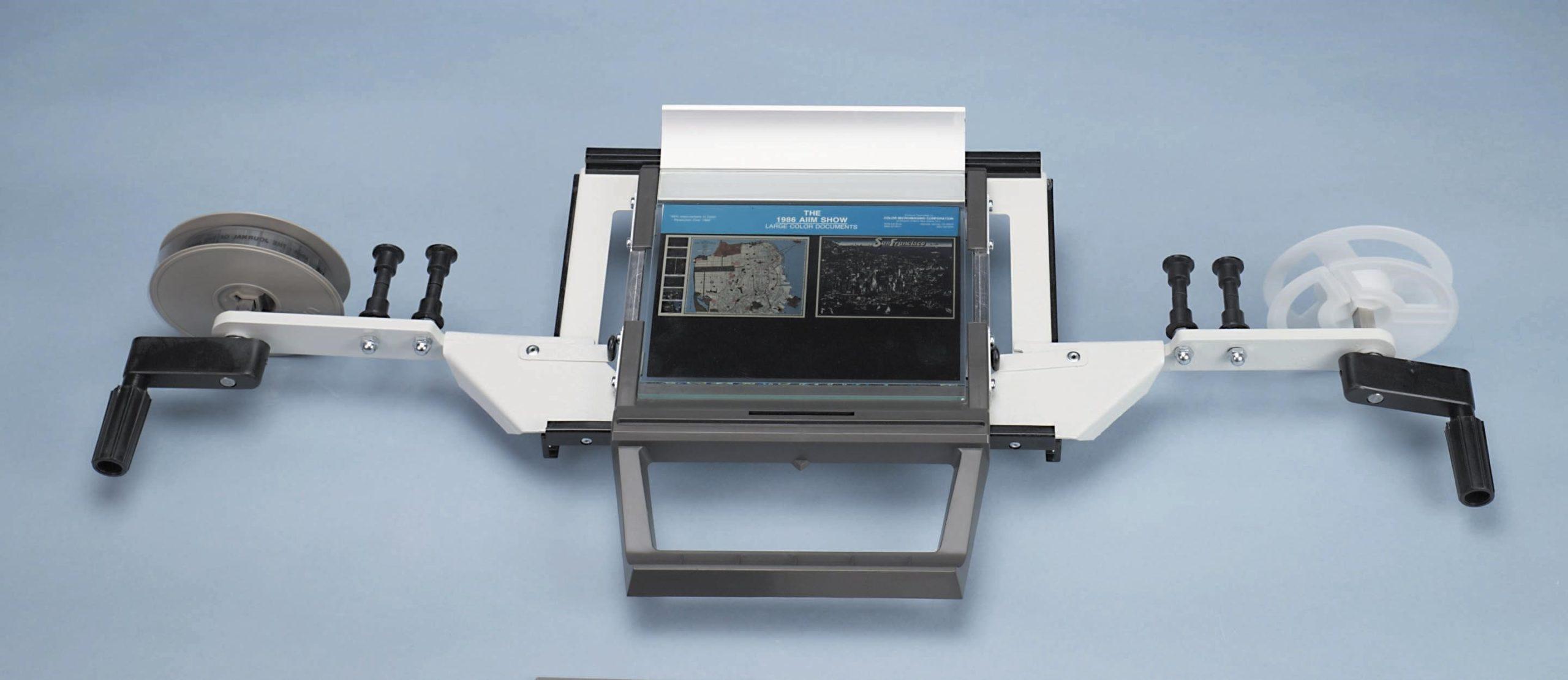 Microfilm Carrier RF Universal